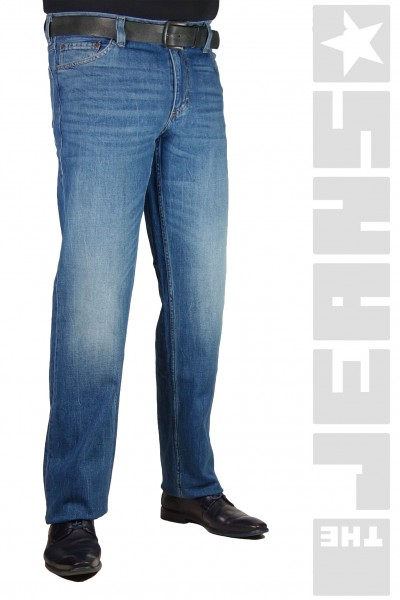 Big Sur Blue Denim Stretch