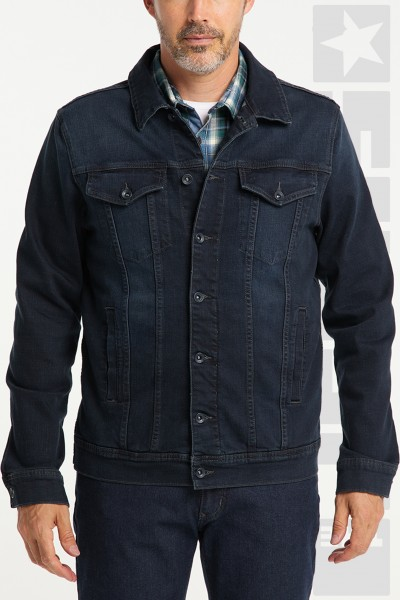 Jeansjacke Night Sky