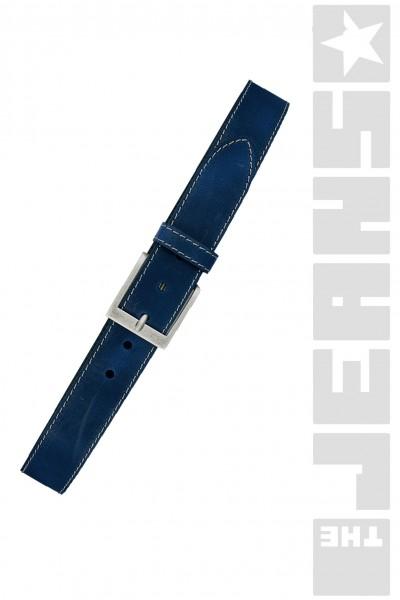 Gürtel Blau 402046