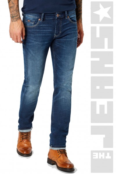 Dean - Blue Rinse Vintage Wash - Thermo