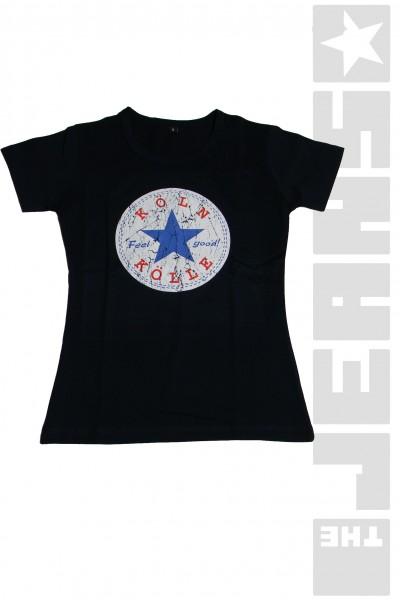 T-Shirt-Köln-Marine