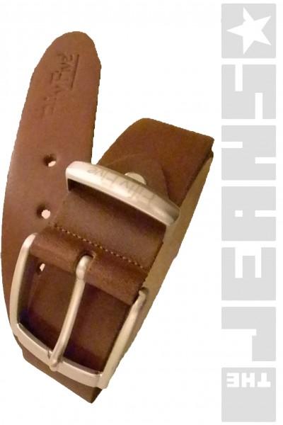 Gürtel G500-4 Braun