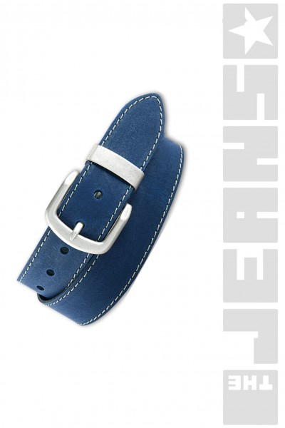 Gürtel Blau 401560