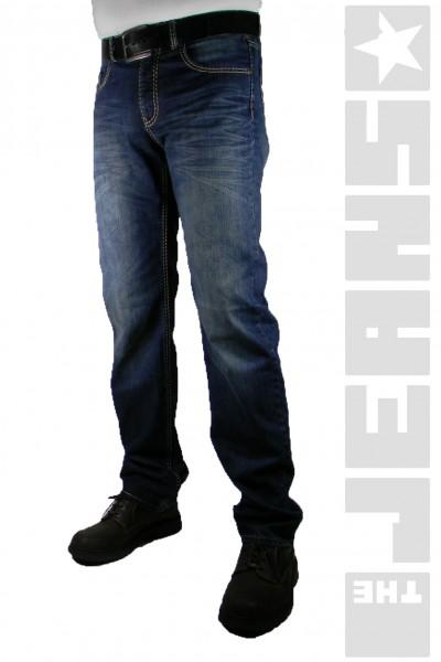 Carter mit Saddle Stitching bis Übergröße 54