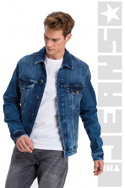 Jacket Mid Blue