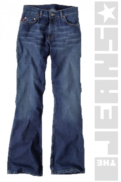 520 Streaky Stretch Denim