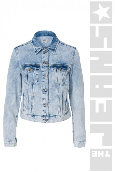 Damenjacke Light Blue