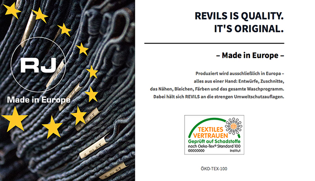 Revils Europe