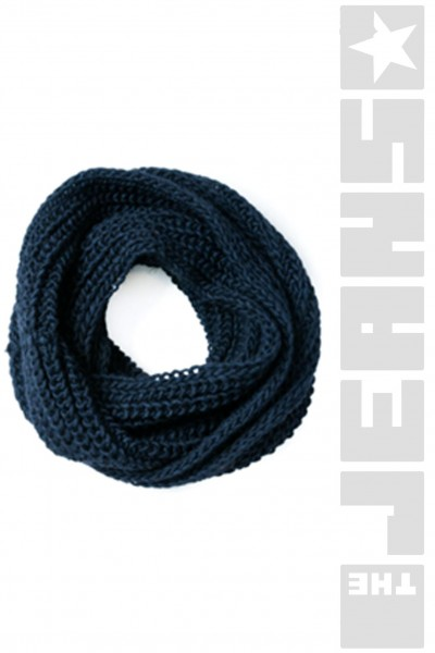 Loop Schal Navy