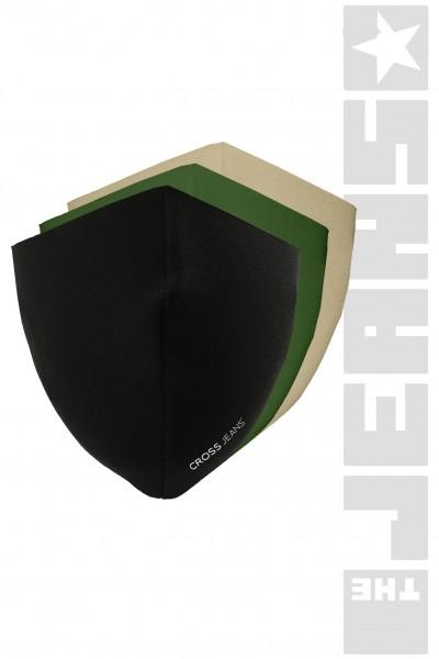 Stoffmaske Mask3 Einheitsgröße
