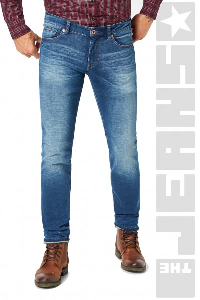 Dean - Blue Stone Vintage Wash - Thermo