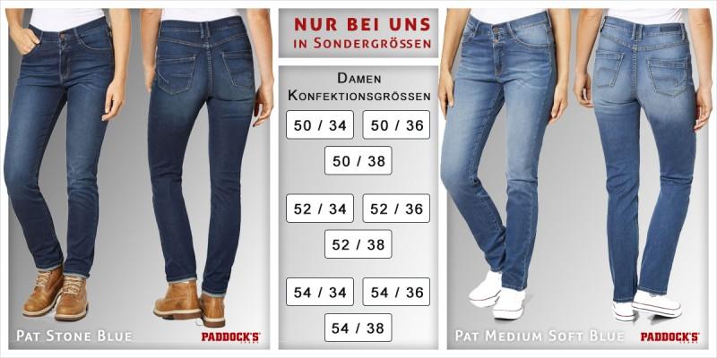 Shop für echte Veröffentlichungsdatum: letzte Auswahl Jeans in Übergröße und Überlänge online kaufen