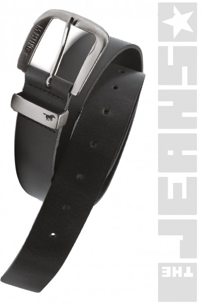 Gürtel 9875 Schwarz